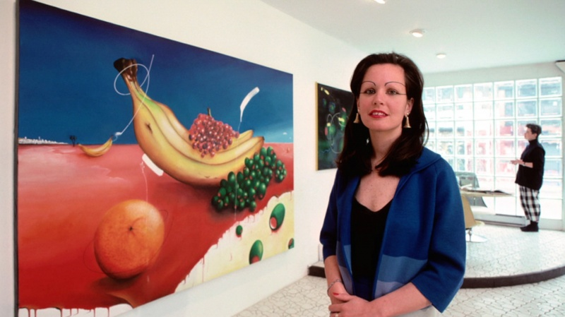 Salade de Fruits and Pat Hearn at the Pat Hearn Gallery – NYC
