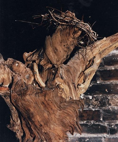 Christ (Détail)