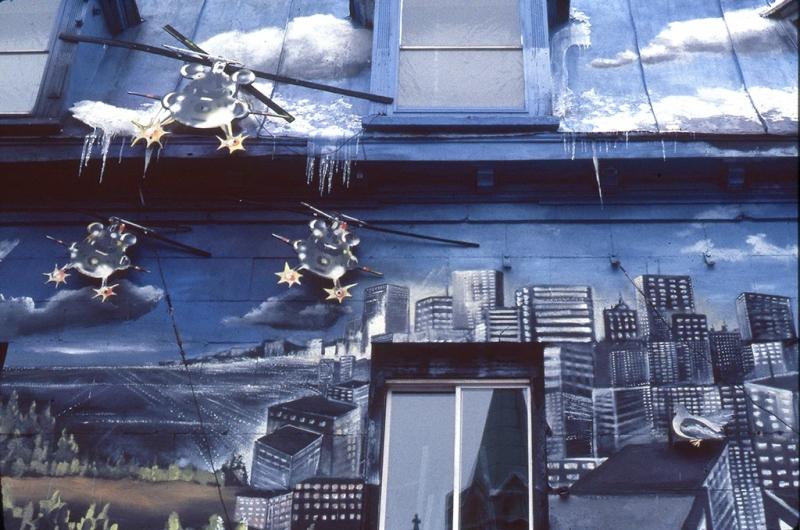 Les Foufounes Électriques -1982